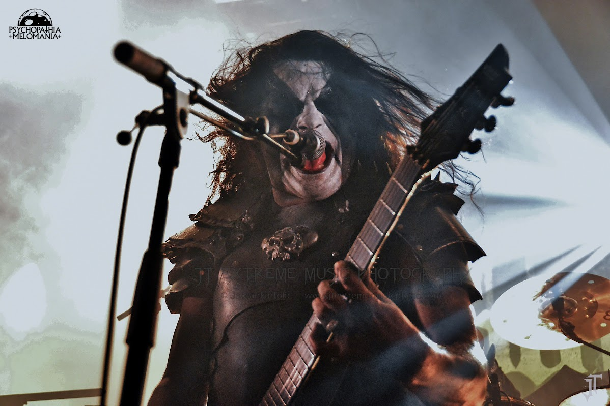 Abbath @La Cigale, Paris 09/02/2016