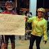 Pedal de Apoio à Manifestação dos Caminhoneiros - Fotos e Vídeos