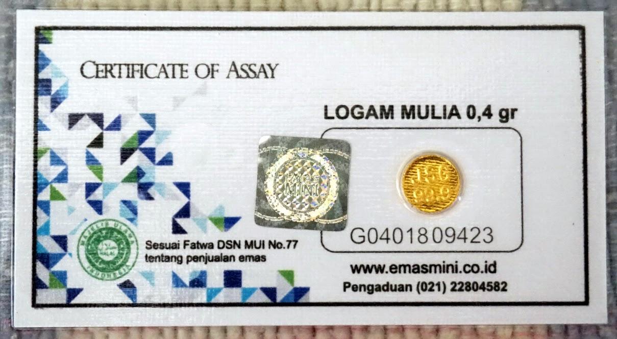 Kolom Hsgautama Jual Emas 999 Nabung Emas Mini Murah Cukup Rp