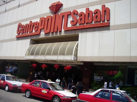 Things To Do In Kota Kinabalu - A Walk Into Centre Point Sabah