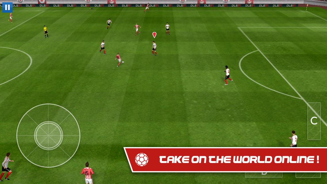 Dream League Soccer 2016 Apk Data Mod Unlimited