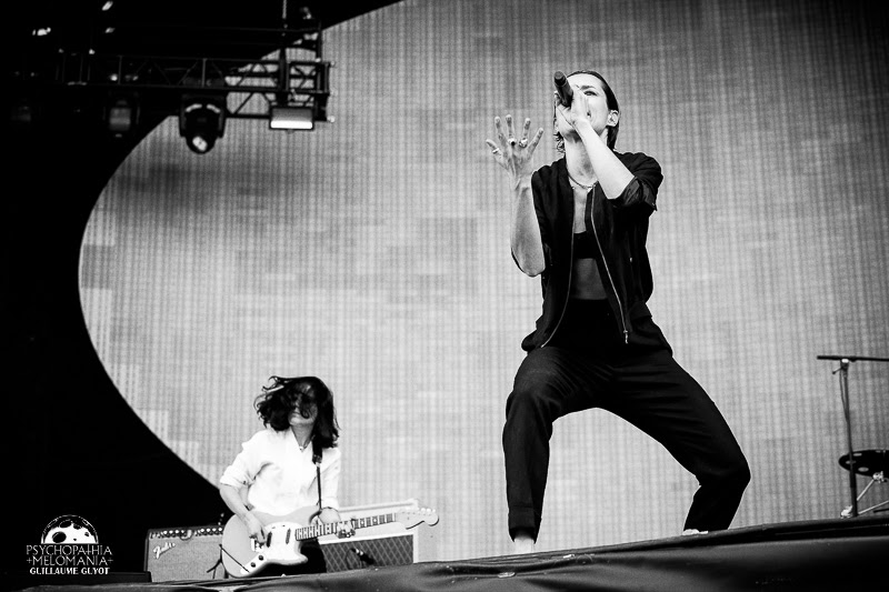 Savages @Main Square Festival 2017, Arras 02/07/2017