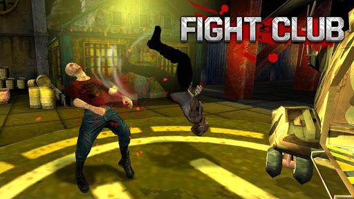 Fight Club Fighting Games Trò Chơi Chiến Đấu Hack