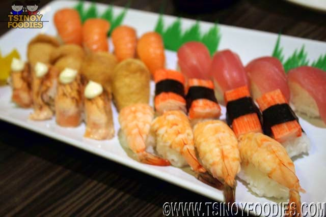 unlimited sushi
