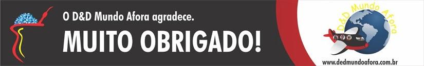 selo D&D Mundo Afora no Rio Grande do Sul