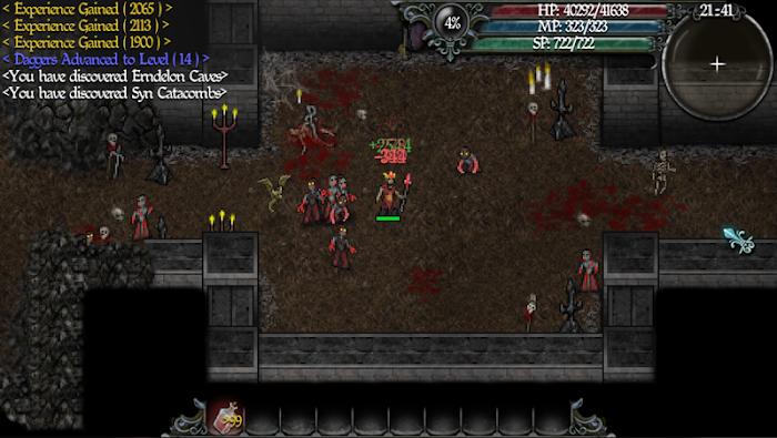 9th Dawn II 2 RPG v1.22 APK Free Download