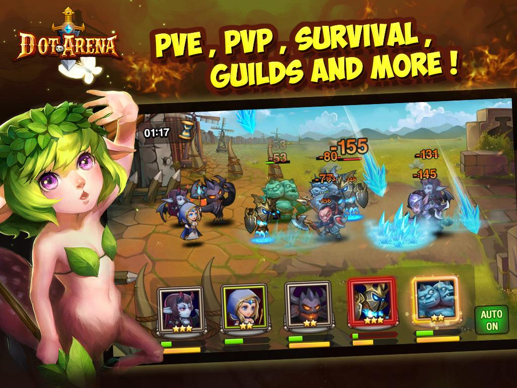 DOWNLOAD GAME PVP RPG