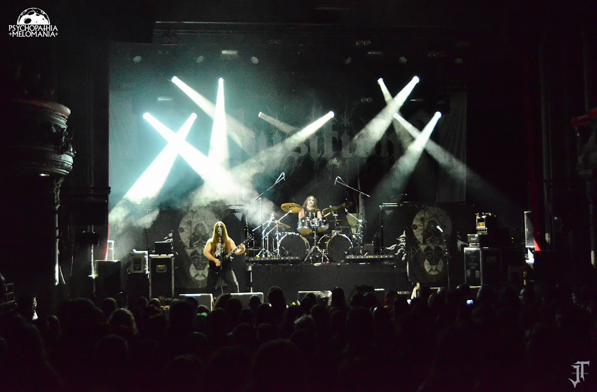 Inquisition @La Cigale, Paris 09/02/2016