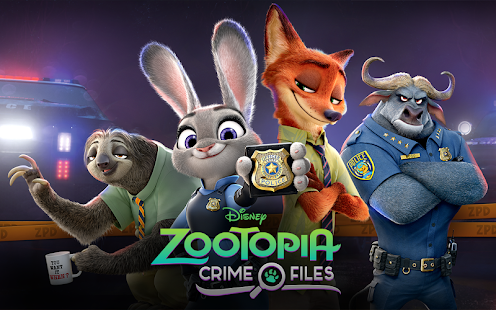 Zootopia: Crime Files Review!