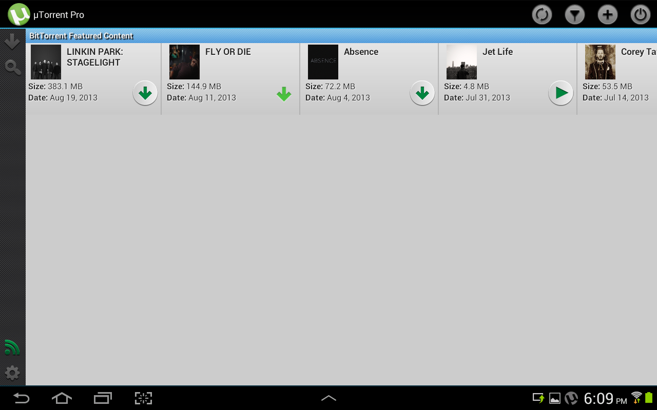µTorrent® Pro - Torrent App v1.21 APK Media & Video Apps Free Download