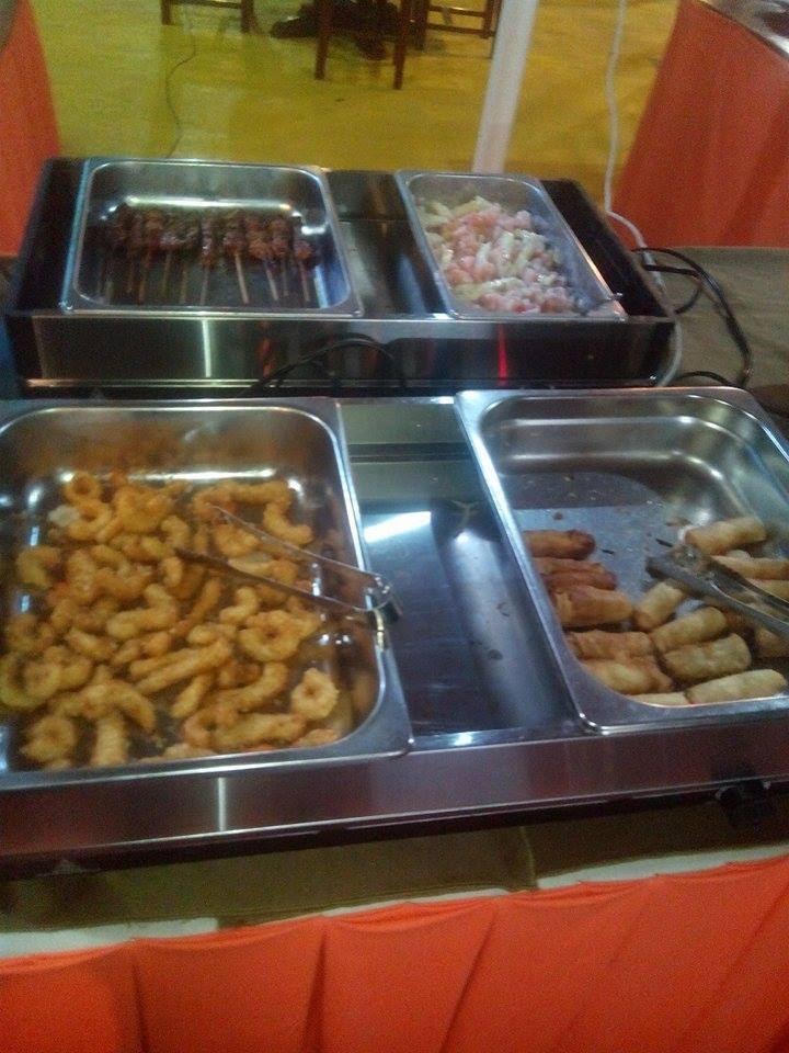 Alona Hidden Dream buffet restaurant in Panglao Island Bohol Central Visayas Philippines
