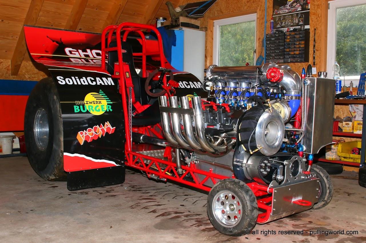 Mini Mod Tractor Pulling : Tractor pulling news pullingworld