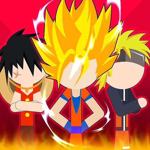 Super Stick Fight All-Star Hero v2.0 Mod