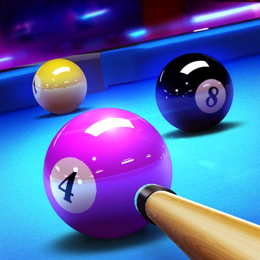 Game 3D Pool Ball Mod Long Line