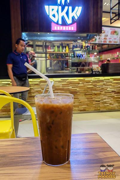 thai iced coffee