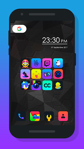 Burm - Icon Pack