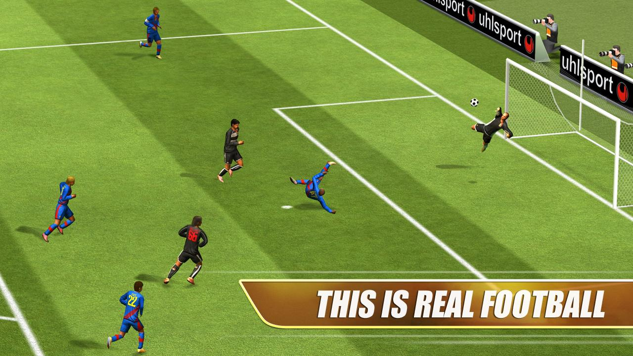 real football 2013 mod apk