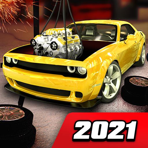 Game Car Mechanic Simulator 21 v2.1.13 mod