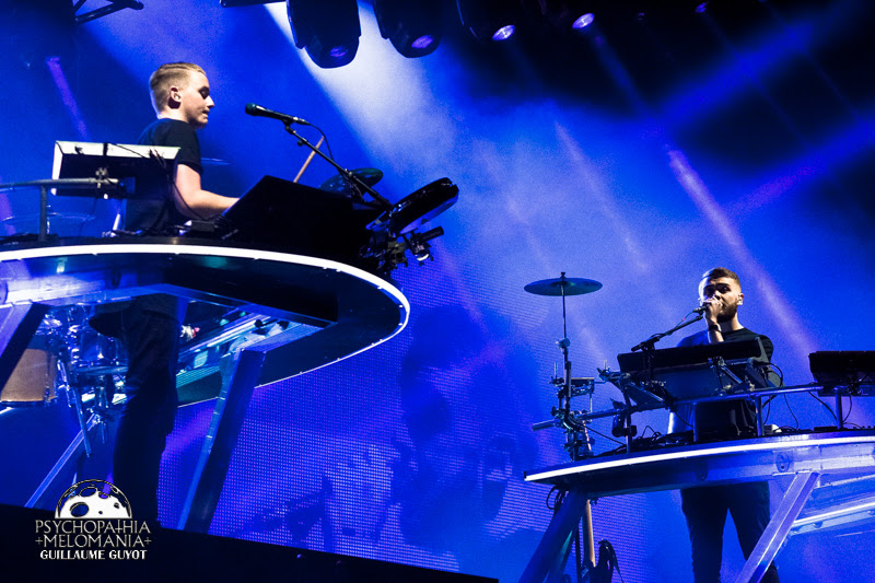 Disclosure @Main Square Festival 2016, Arras 01/07/2016