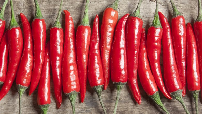 Foods spicy enough to cause you serious pain