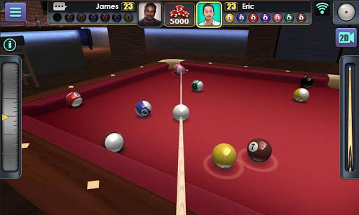 apk 3D Pool Ball v2.0.0.1