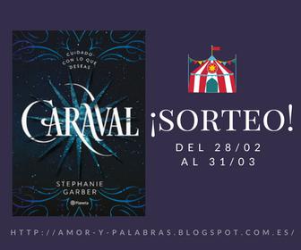 Sorteo Caraval [Amor y palabras]