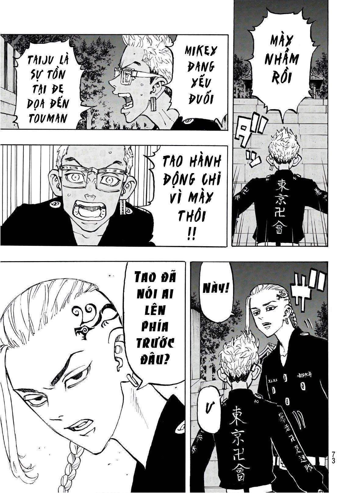 Tokyo卍Revengers Chương 112 - TruyentranhLH.com