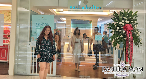 Nailaholics Unimart Greenhills Experience + Tips for a Healthier and Long Lasting Nail Color