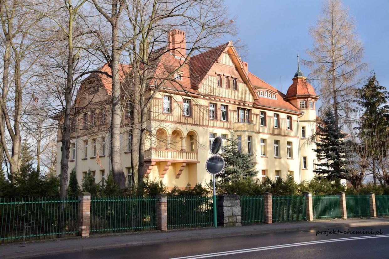 Szpital Sanatorium MSWiA przy ul. Cieplickiej