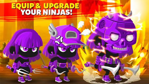 Ninja Dash Ronin Jump RPG Hack