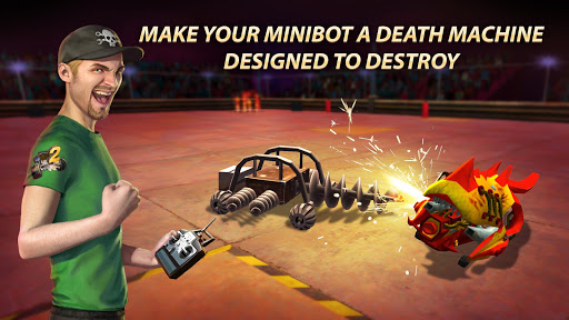 Game Robot Fighting 2 - Minibots 3D Hack