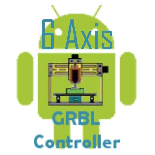 Installing Instruction For Android 6 Axis GRBL cnc Gcode