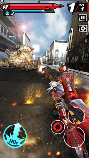 Fury Rider Mod Full