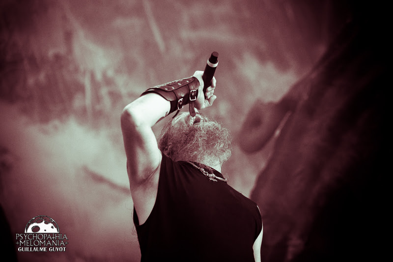 Amon Amarth @Hellfest 2016 - dimanche 19/06