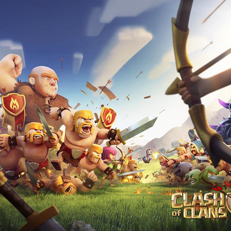 لعبة كلاش اوف كلانس اخر اصدار,Download Clash of Clans  APK V6.322.3