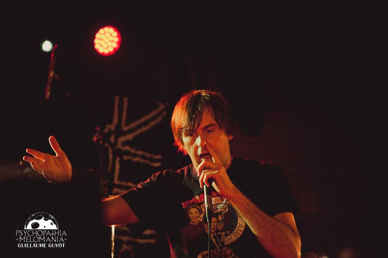 Napalm Death @Du Metal A La Campagne#9, Rexpoëde 16/09/2016