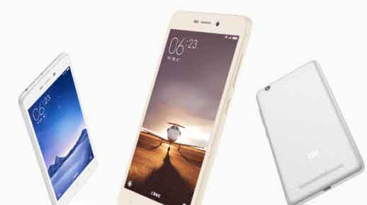 2016 Xiaomi Redmi 4 Powered by Helio X20 Deca-Core Processor