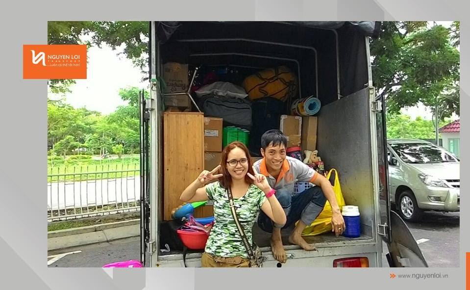 Dịch vụ chuyển nhà Bình Tân