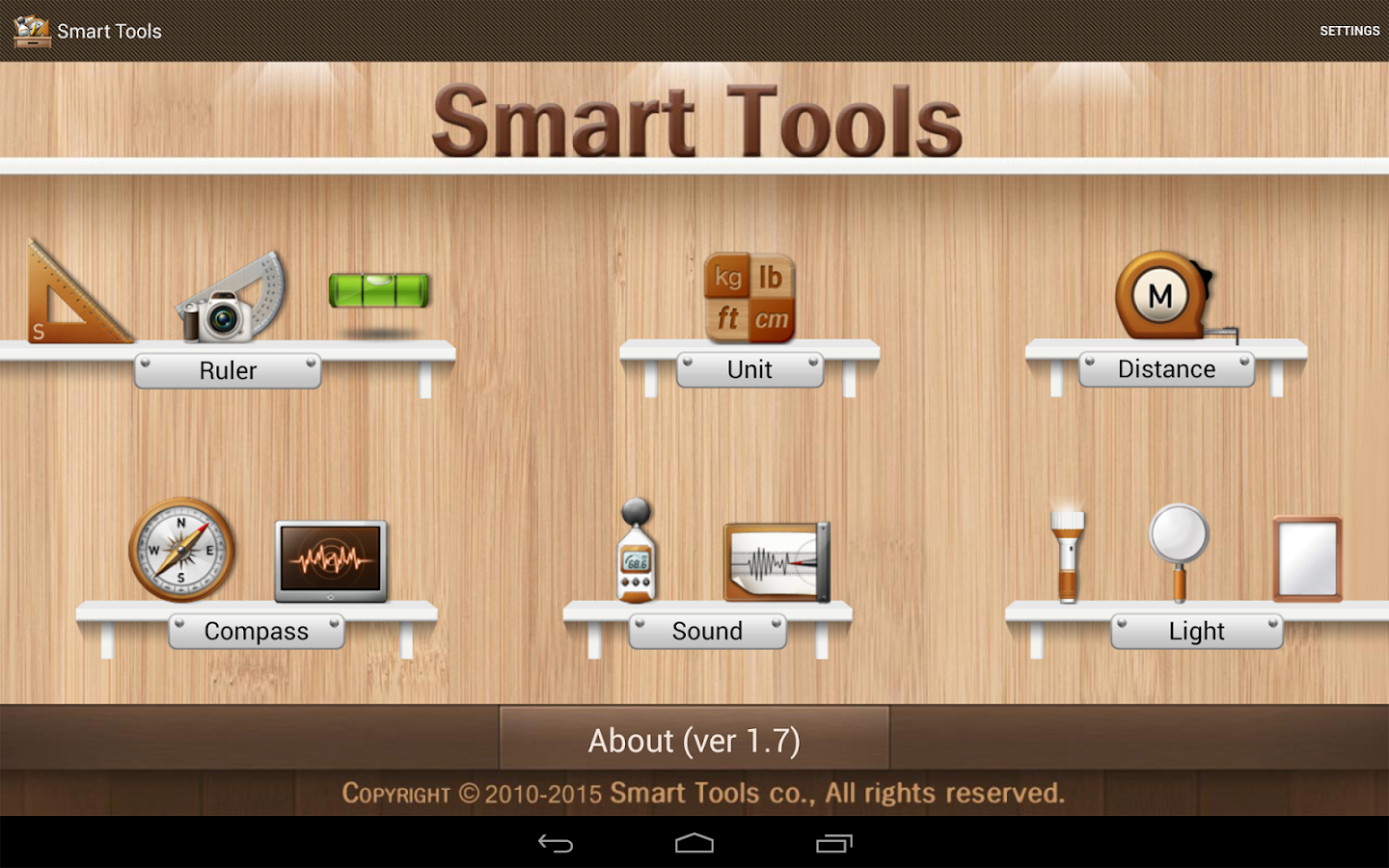 Paid smart tools v1 7 8 apk nizmy free stuff for Kitchen pro smart cutter
