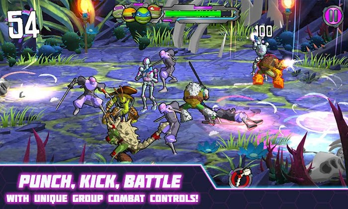 TMNT Portal Power v1.3.4 APK Full Download