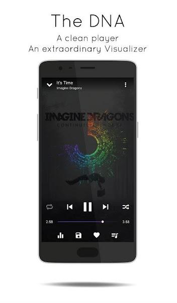 music-player-pro-dna-screenshot-1