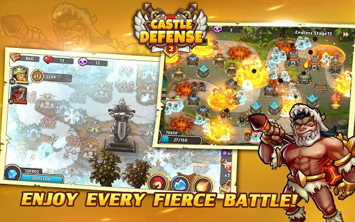 Castle Defense 2 Hack Mod Full
