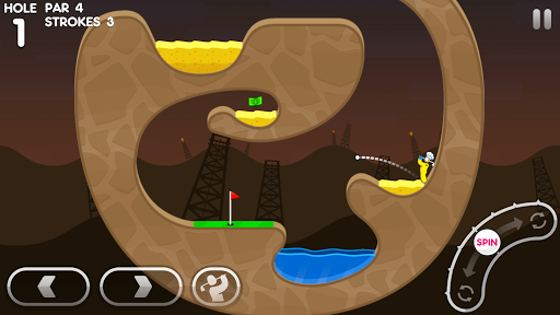 Super Stickman Golf 3 Hack Cho Android