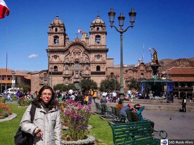Praça das Armas - O que fazer em Cusco (Peru)