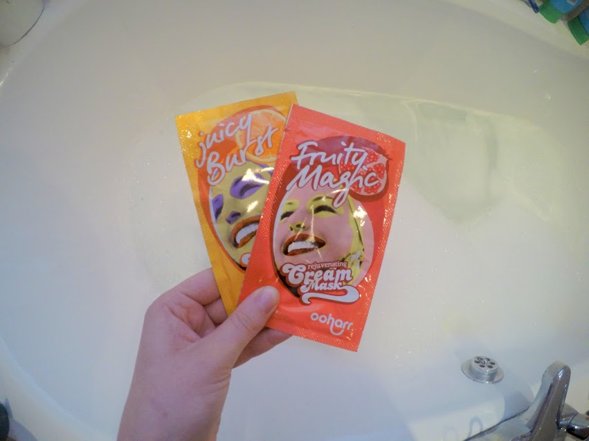 ooharr face mask review