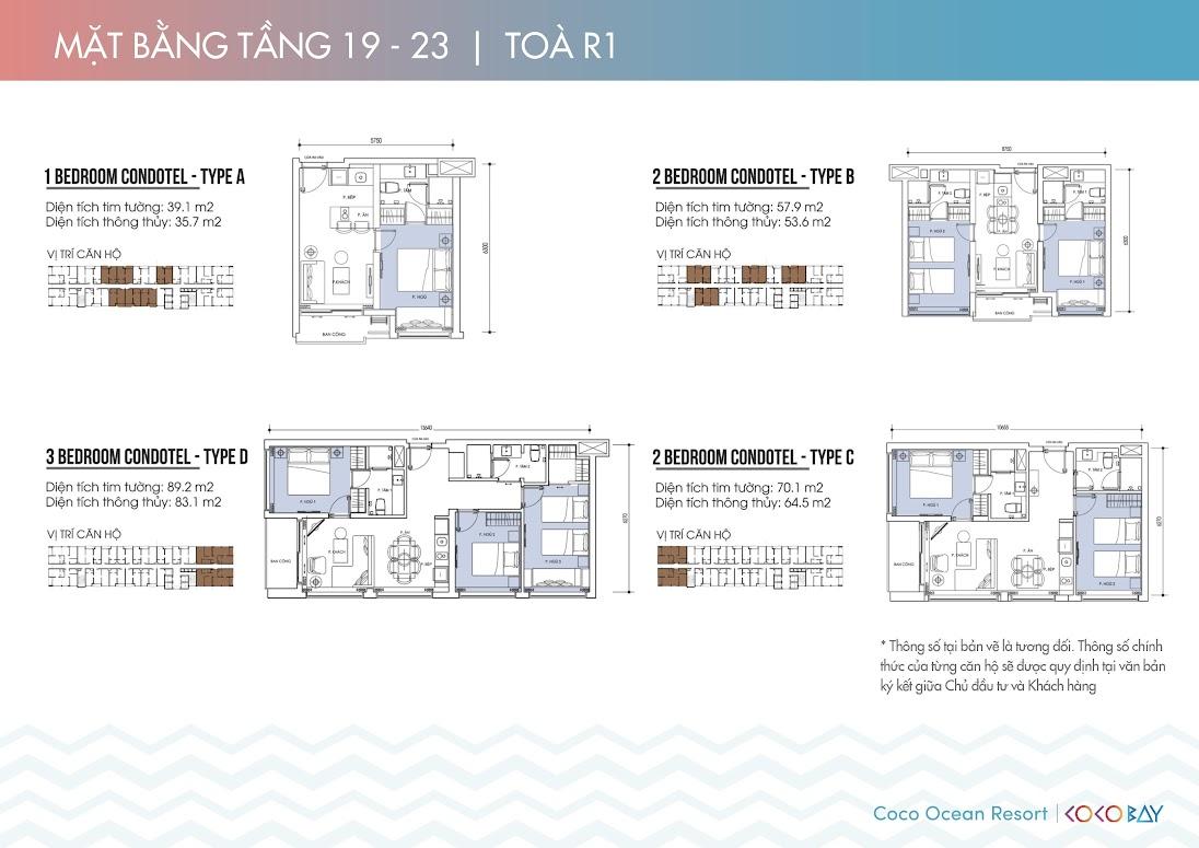 Chi tiết căn hộ tầng 19-23 tòa R1 (Nhấn vào ảnh để xem rõ hơn)