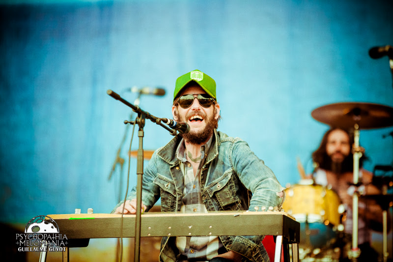 Band Of Horses @Main Square Festival 2016, Arras 03/07/2016
