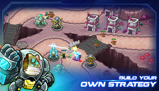 Galaxy Defense Lost Planet Hack Cho Android