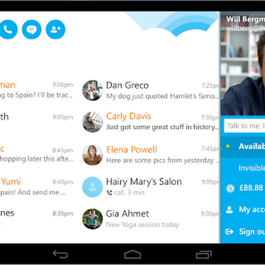 Download Skype 7.0.60.102 Offline installer