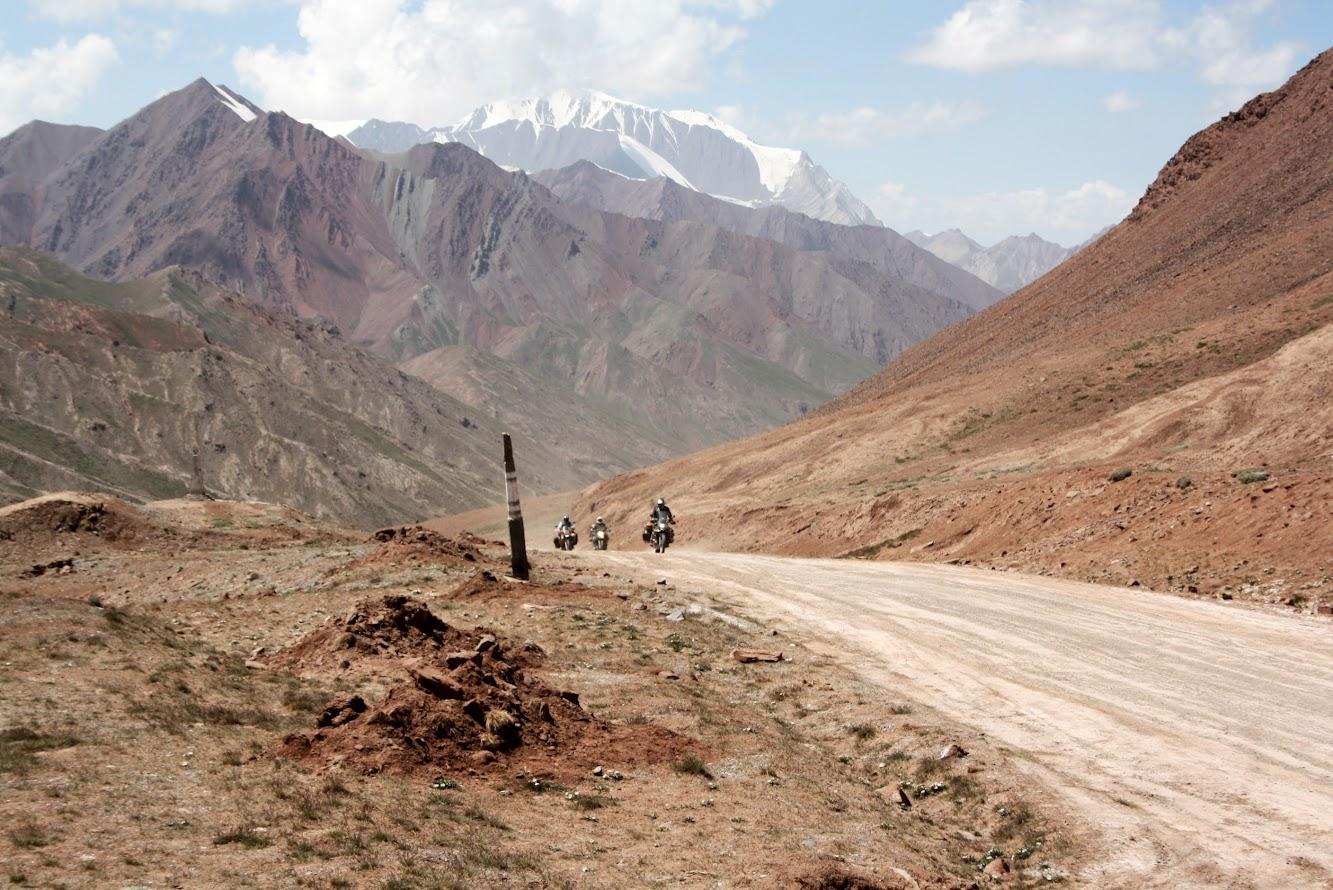 wyprawy motocyklowe do tadżykistanu